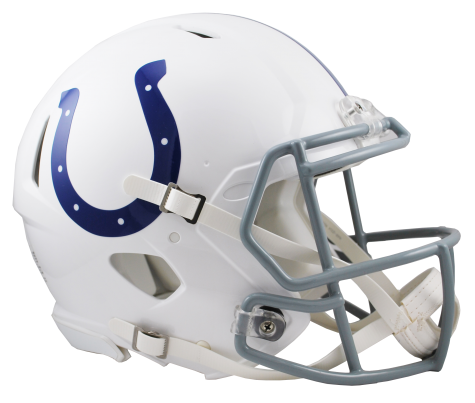 Casco NFL Original Riddell Speed - Indianapolis Colts