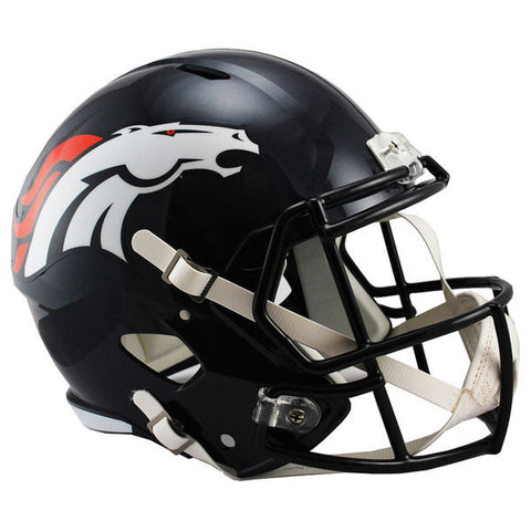 Mini Casco Riddell Speed - Denver Broncos