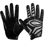 Guantes Cutters Youth The Gamer 2.0 - Negro