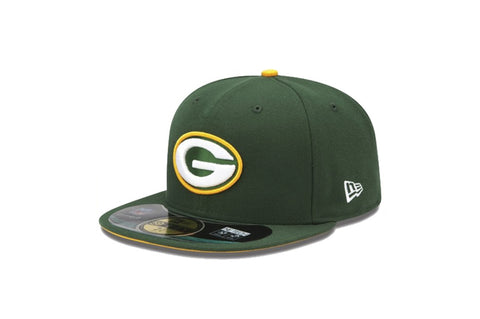 Gorra NFL On Field 59 FIFTY - Green Bay PACKERS