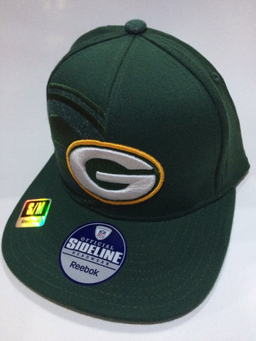 Gorra Reebok Sideline - Green Bay Packers
