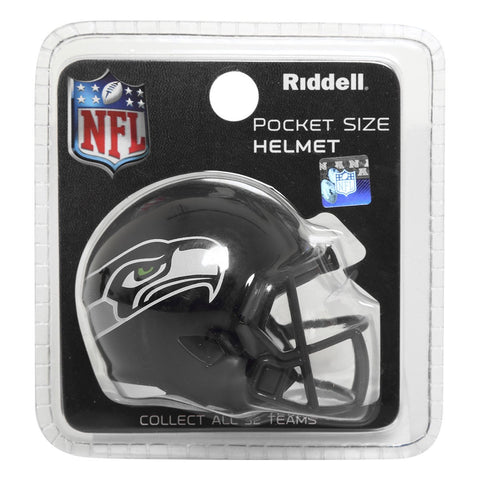 Pocket Helmet Seahawks