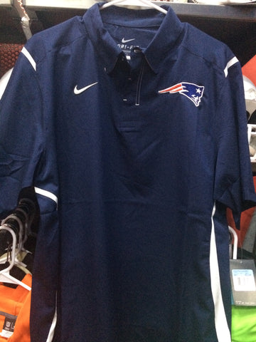Playera Nike Polo - New England Patriots