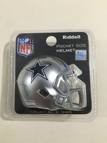 Pocket Size Helmet - Dallas Cowboys