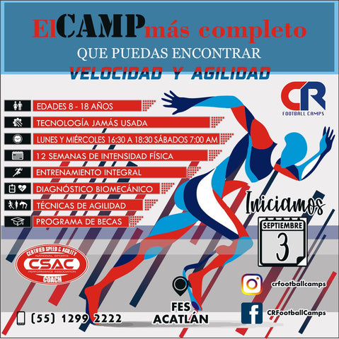 CR camp Norte