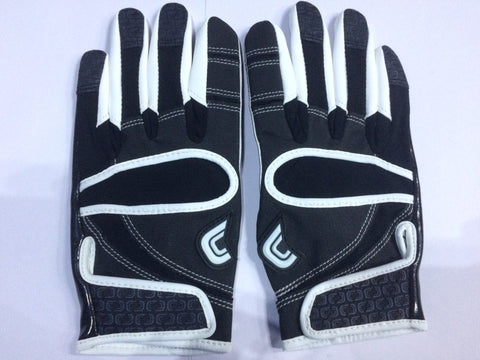 Guantes Cutters Adulto Pro Fit - Negro/Blanco