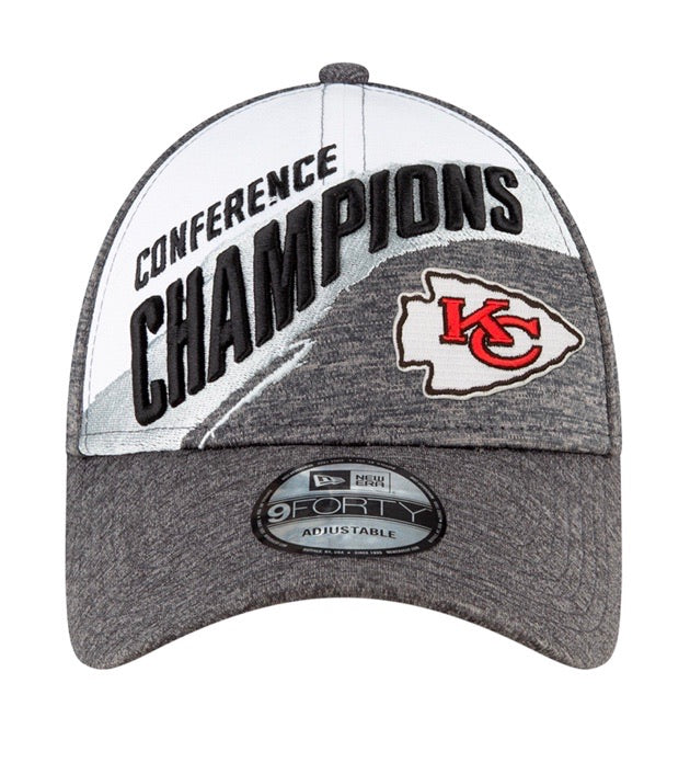 Gorra Kansas City, Chiefs Campeón de Conferencia