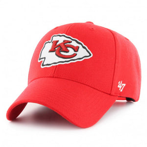 Gorra color rojo Kansas City, Chiefs NFL 47 Brand