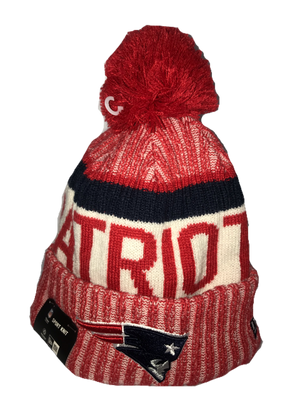 NEW ERA GORRO  SPORT KNIT NEW ENGLAND PATRIOTS