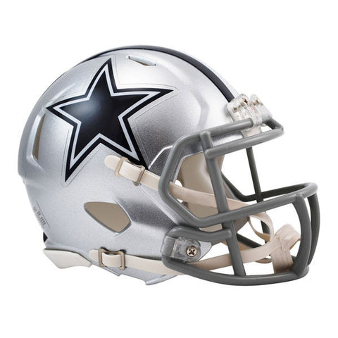 Mini Casco Riddell Speed - Dallas Cowboys