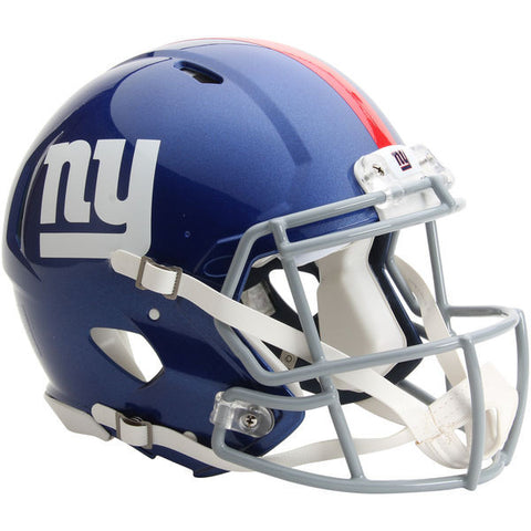 Mini Casco Riddell Speed - New York Giants