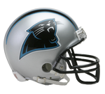 Mini Casco Riddell VSR4 - Carolina Panthers