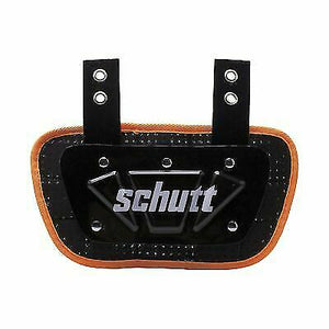 SCHUTT BACK PLATE YOUTH NEON