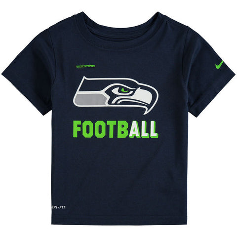 Playera Nike Sideline Legend Staff Hombre - Seattle Seahawks