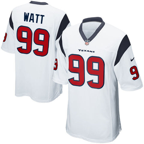 Jersey Nike Hombre - Houston Texans Watt Blanco