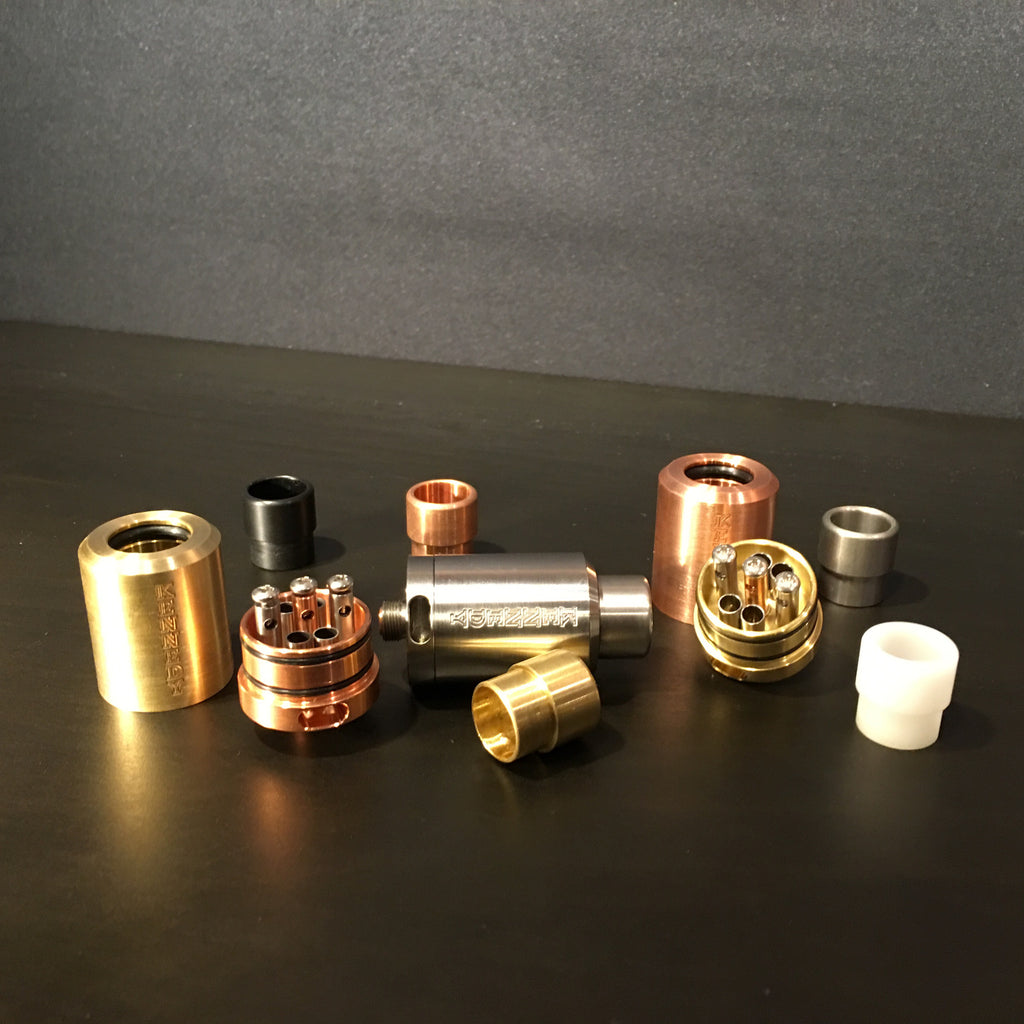 "Build Your Own ""Kennedy 24"" Competition Atomizer"