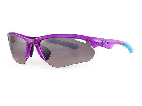 Smoke Mirror Lens - Purple