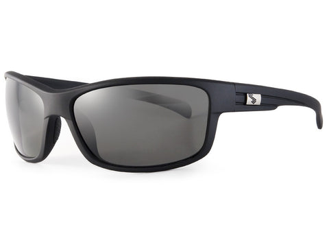 Smoke Polarized/Matte Black