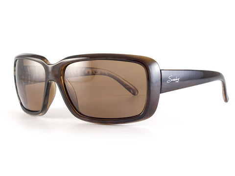 Brown Polarized/Crystal Olive