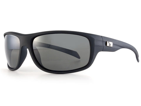 Smoke Polarized – Matte Black