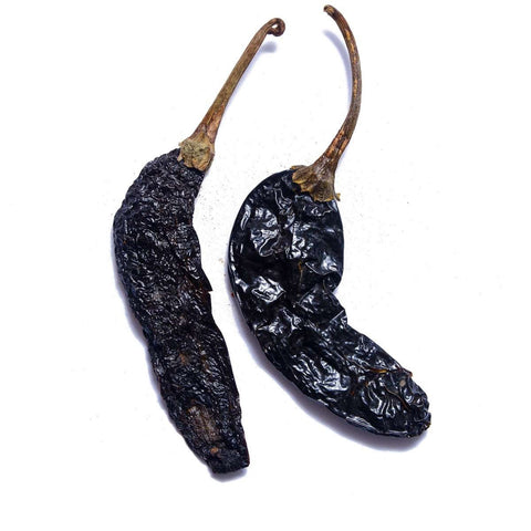 Chile Pasilla Negra - Pasilla Pepper, Whole