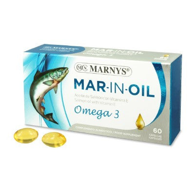 Mar In Oil - Aceite Salmon