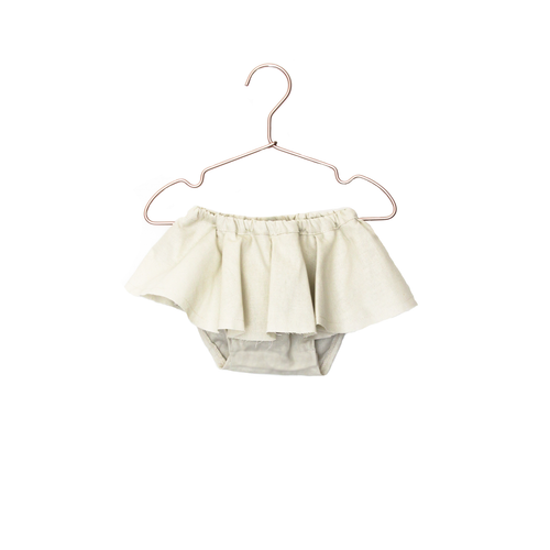 the cora mini skirt.