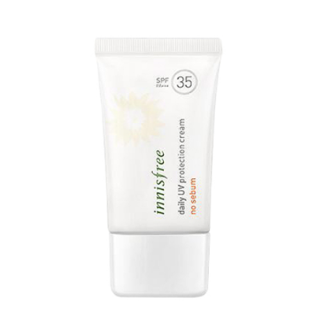InnisFree Daily UV Protection Cream No Sebum SPF 35 PA +++