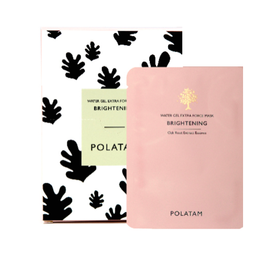 Polatam - Water Gel Extra Force Mask - Brightening