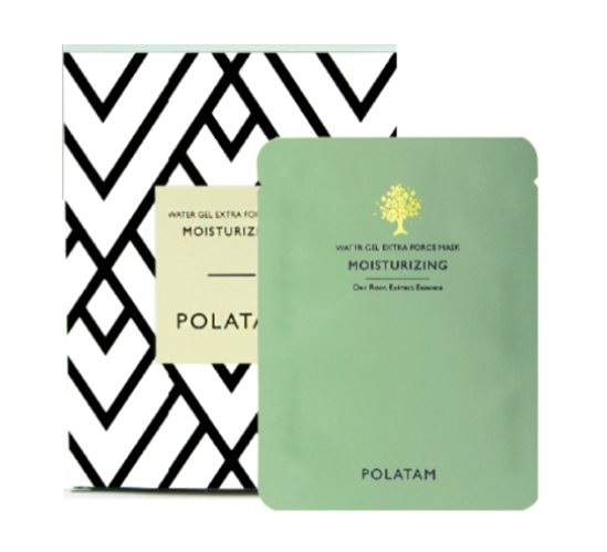 Polatam - Water Gel Extra Force Mask - Moisturizing