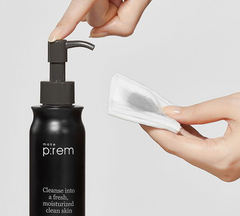 makep:rem Clean Me Black Cleansing Water Special Set (180 ml x 2)