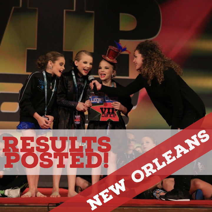 New Orleans Results 2018