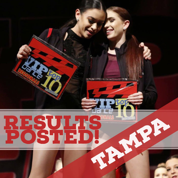 Tampa Results 2018