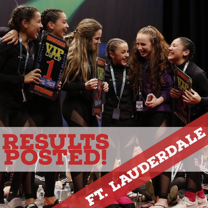 Fort Lauderdale Results 2018