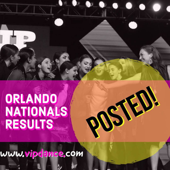 Orlando Nationals Results