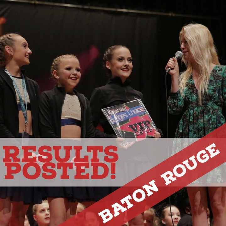 Baton Rouge Results 2018