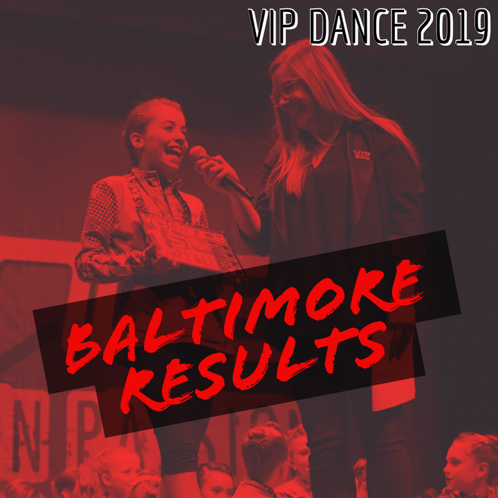 Baltimore Results 2019