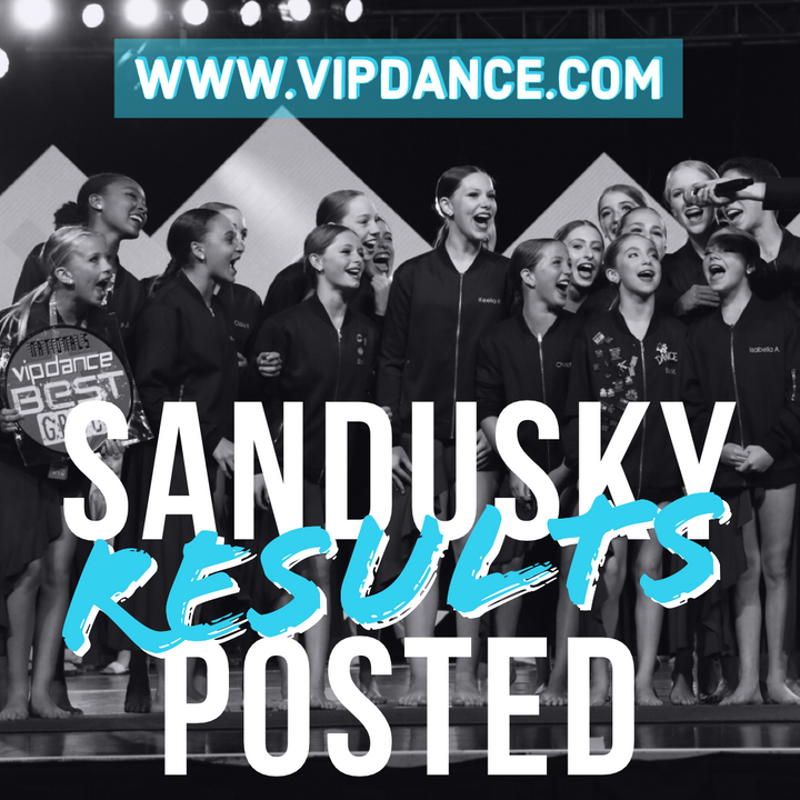Sandusky Nationals Results 2019