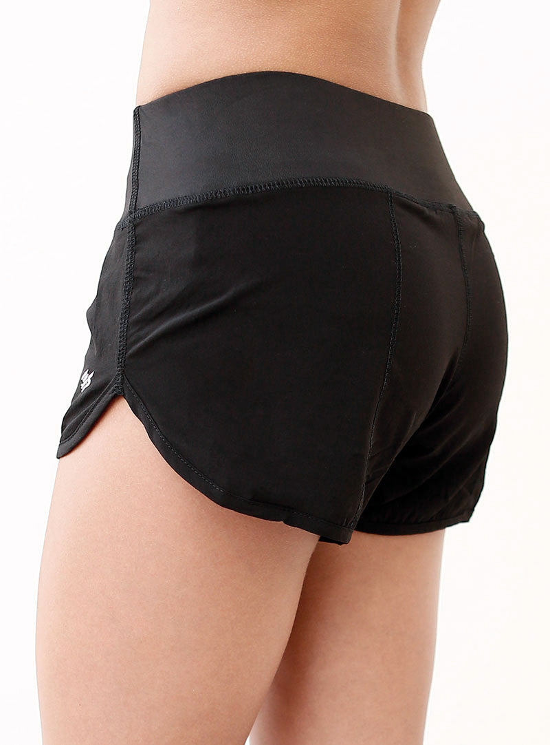 BOTTOMS | Propel Shorts | Black
