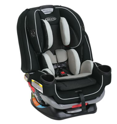 GracoR 4EverTM Extend2FitR 4 In 1 Car Seat