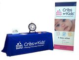 Cribs for Kids® Event Display Kit