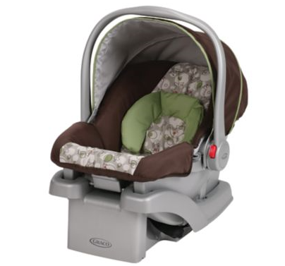 Graco Snugride Click Connect 30 Infant Car Seat Zuba