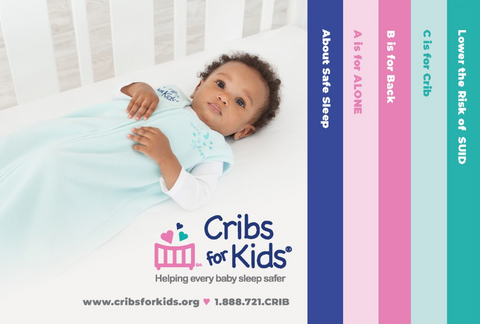 Cribs for Kids Step-Down Booklet