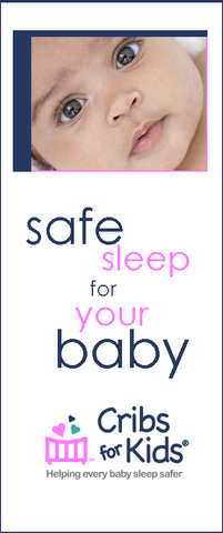 Cribs for Kids® Safe Sleep Brochure