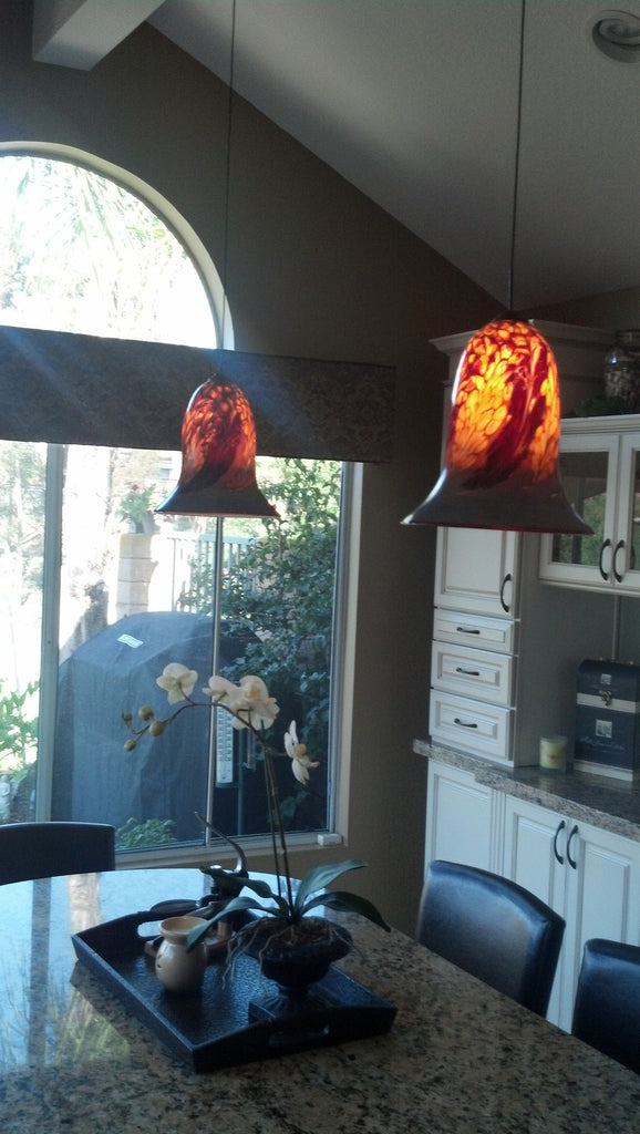 Pendant Lighting - Lava