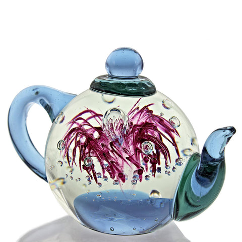 New Candy Explosion Teapot Paperweight