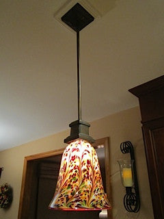 Pendant Lighting-Welsh Brocade