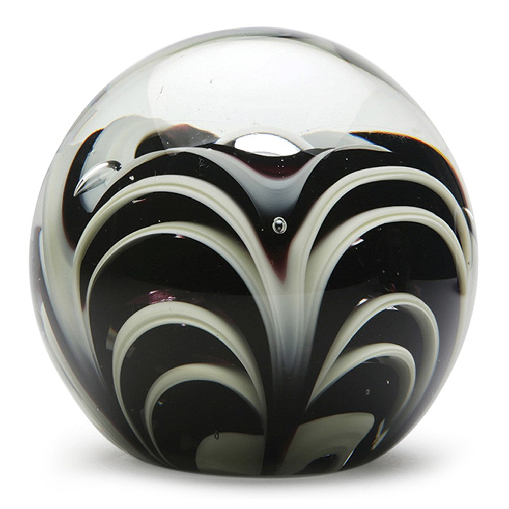 "Large Paperweight- Zebra- 4"" Height-  FREE Shipping to lower 48 on all orders of $35"