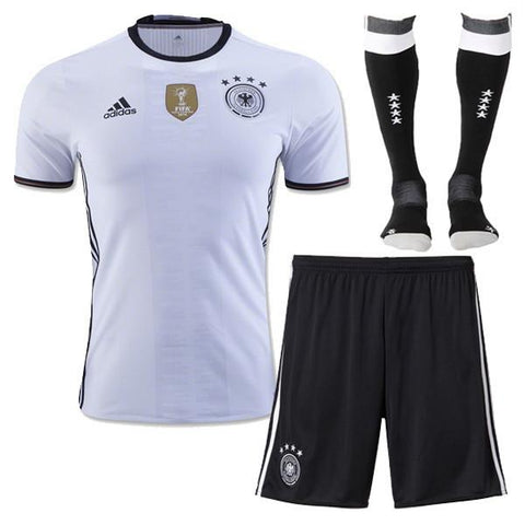 Germany 2016 Home Full Kit - IN STOCK NOW - TNT Soccer Shop