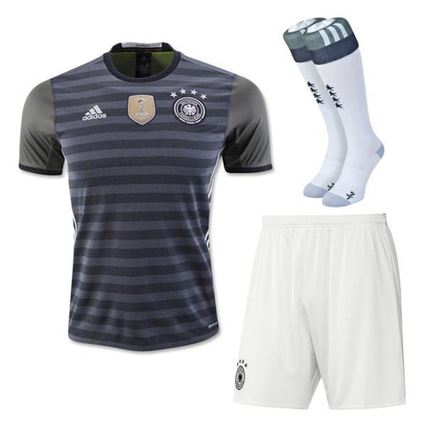 Germany 2016 Away Full Kit - IN STOCK NOW - TNT Soccer Shop